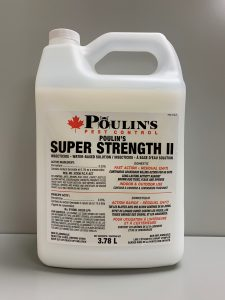 Poulin's product - Super Strength 2