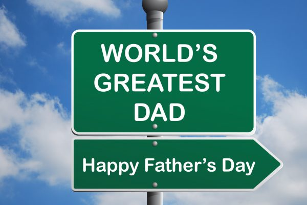 What's Bugging Dad? Happy Father's Day!