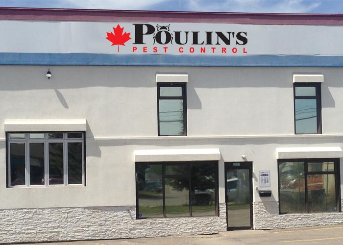 Poulin's Calgary Branch