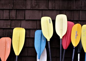 Paddles - Camp