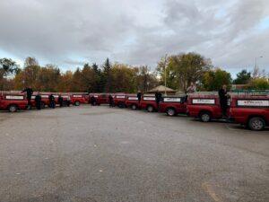 Poulin's Fleet